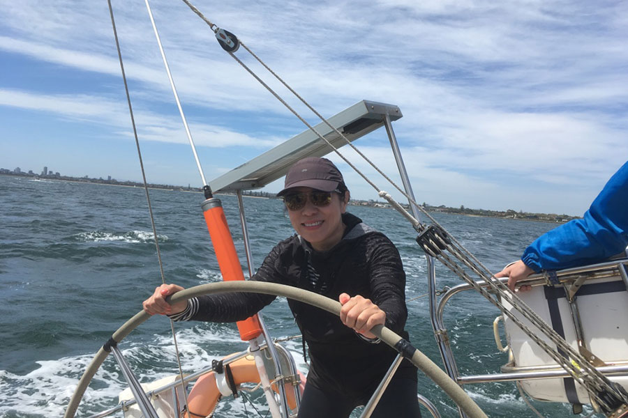 Practical Sailing Courses Melbourne