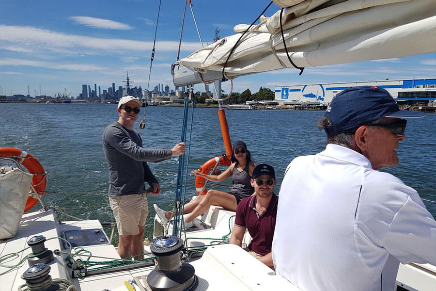Melbourne Sailing School